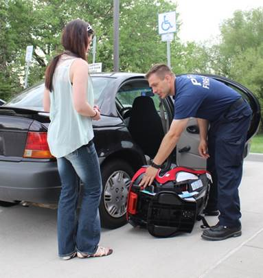Car Seats | Poudre Fire Authority