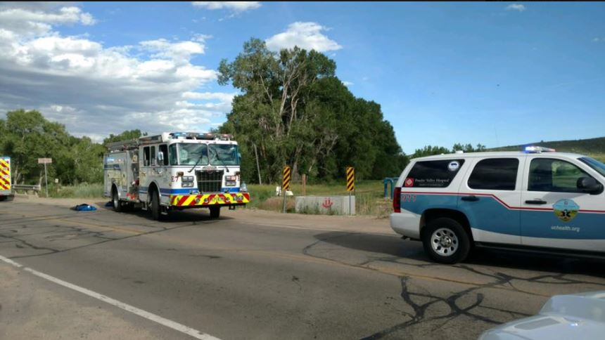 2 teens rescued from Poudre River