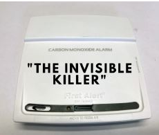 Carbon monoxide alarms save lives. Period.