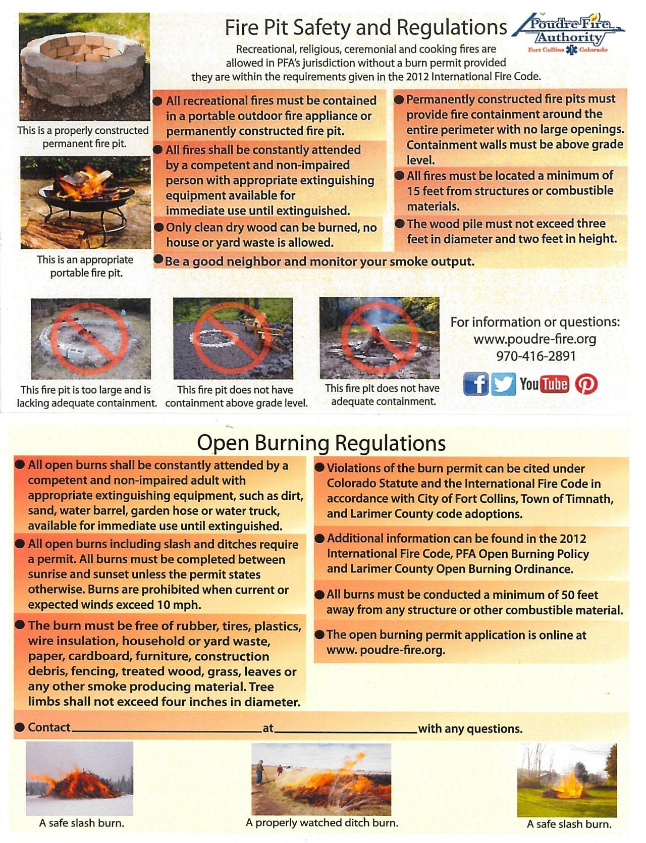 Faq List Poudre Fire Authority