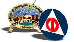 OEM Civil Defense logo