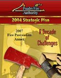 2007 Strategic Plan Cover