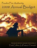 2008 budget cover