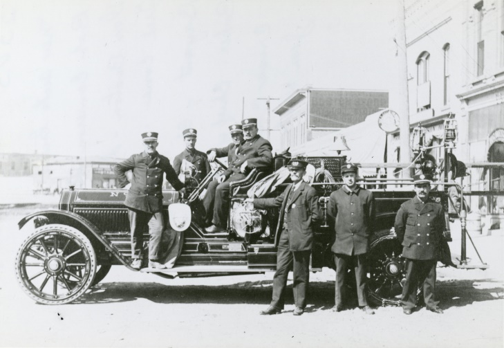 A Brief History of Poudre Fire Authority | Poudre Fire Authority