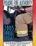 2005 Budget Cover