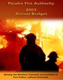 2007 budget cover