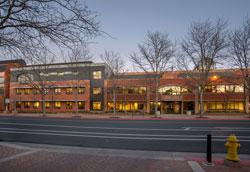 pfa, administration builiding, admin, building exterior