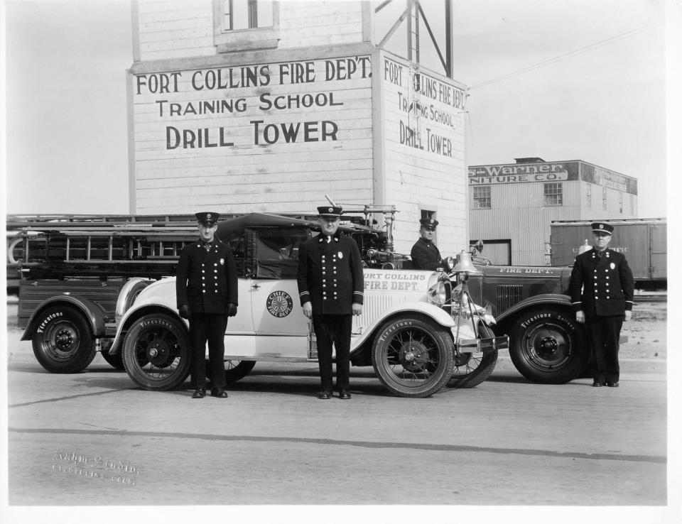 A Brief History Of Poudre Fire Authority